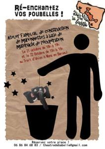 réenchantez vos poubelles